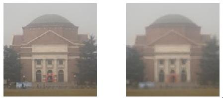 Retinex图像增强算法的优势分析