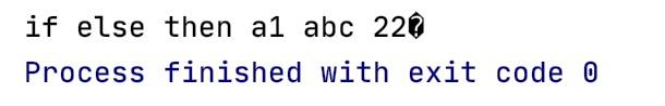 可以看到输出的结果比txt文件的字符多出了一个?