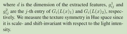 d是抽取出来的特征维度,