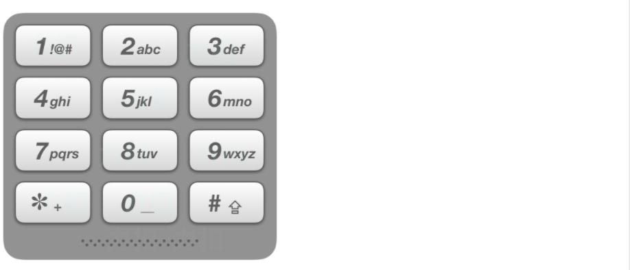 17.电话号码的字母组合