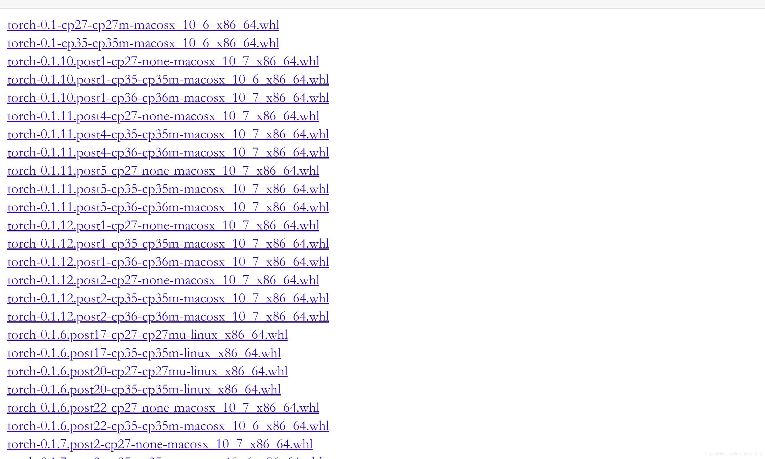 网页里的whl文件