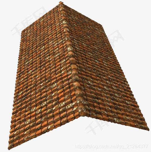 """传统""""瓦式""""屋顶3"""