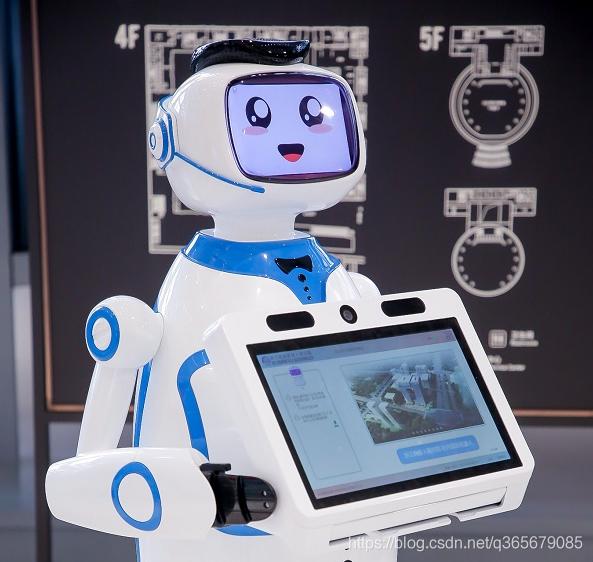 机器人公司排名