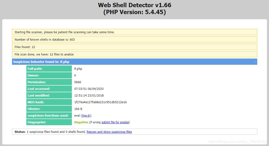 应急响应之Webshell查杀工具