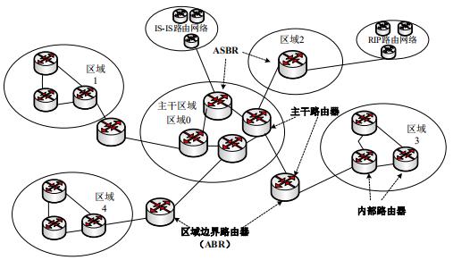 OSPF路由器