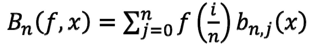 代入插值点的拟合函数