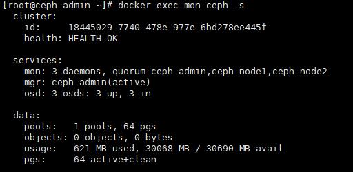 分布式存储之Ceph集群介绍搭建插图(2)