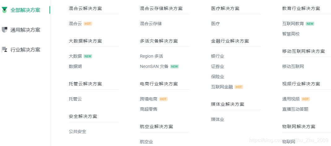 QingCloud解决方案
