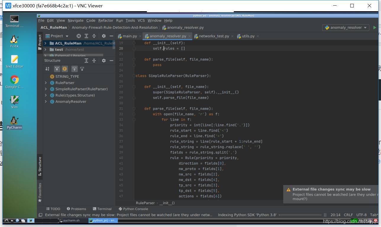 Ubuntu桌面Pycharm开发搭建