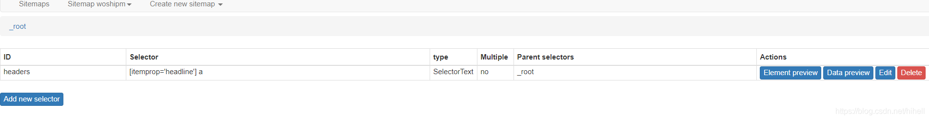 不写代码可以写爬虫程序吗?老师说可以,无编码学爬虫之一。