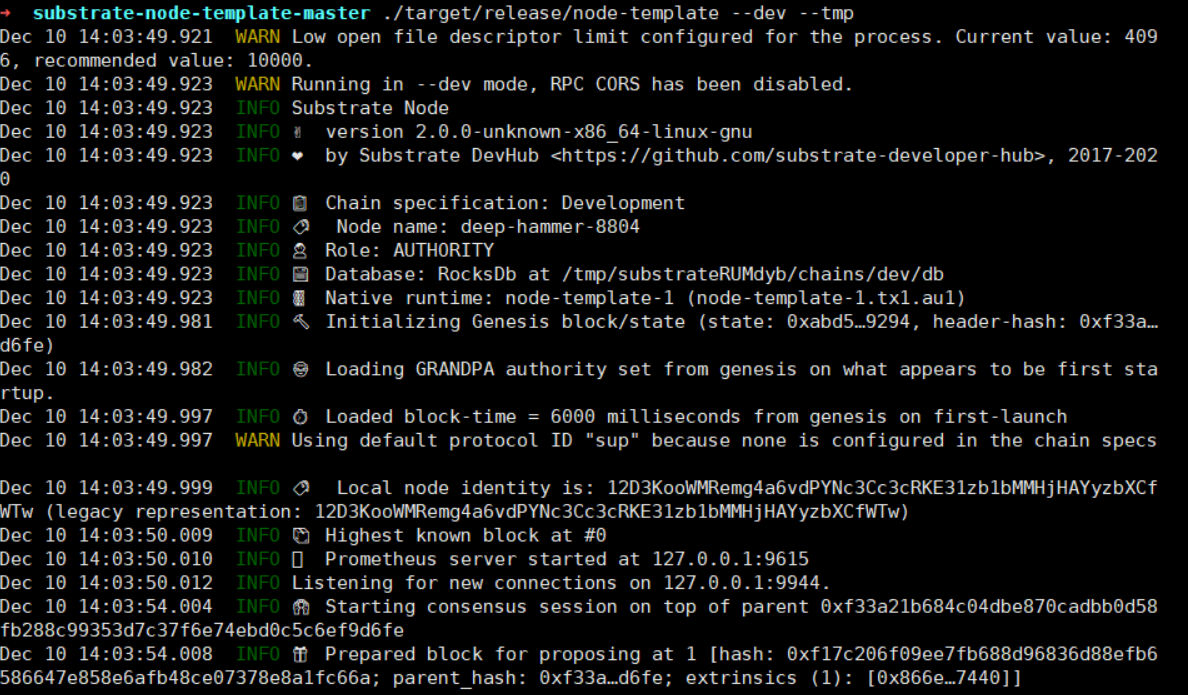 "Substrate实战——真正的从""零""搭建一条<a href="
