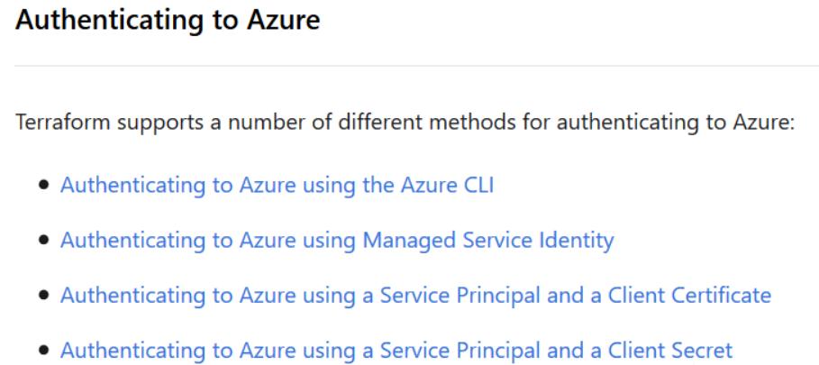 Terraform踩坑记之:Azure Provider配置插图(1)