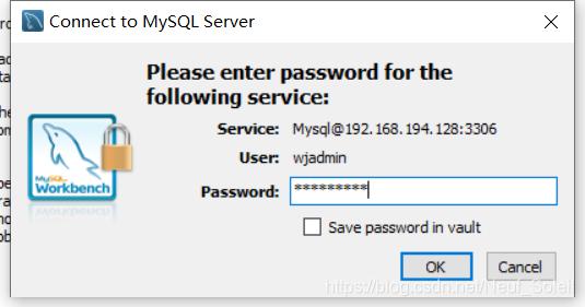 连接 MySQL
