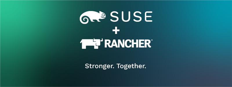 SUSE牵手Rancher,Linux + Kubernetes的新王炸插图
