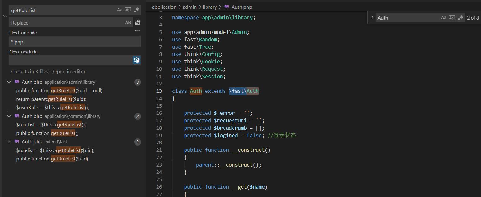某fastadmin二开cms代码审计
