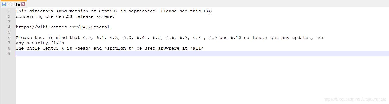 图片[3]-Centos6  repomd.xml: [Errno 14] PYCURL ERRO 解决方法及新的源