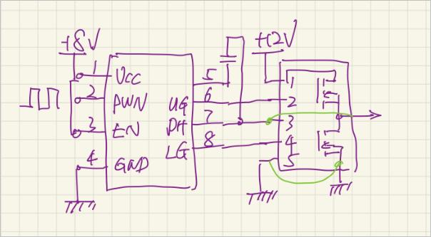 ▲ 电路板连接示意图