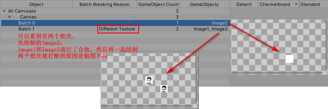 示例1 Profiler UI