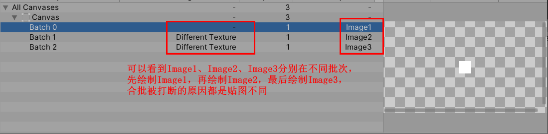 示例2 Profiler UI