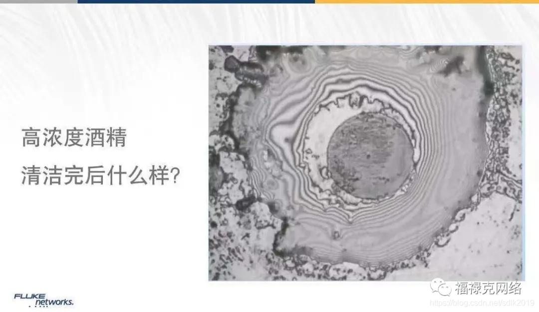 如何保持福禄克CFP2-100-Q、OFP2-100-Q等光纤测试仪器的洁净?