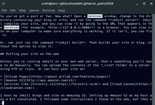 如何使用Linux 命令more 查看文本文件如何使用Linux 命令more 查看文本文件