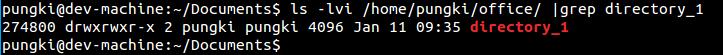 拷贝的 file_5.txt副本的 inode 值是 279231。跟它的原文件一样