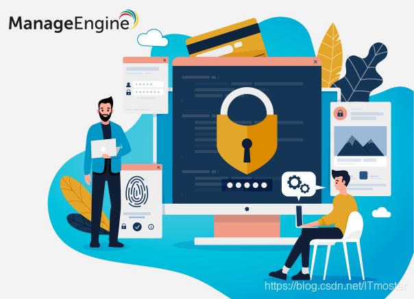 全面终端安全,从浏览器管理开始 – ManageEngine