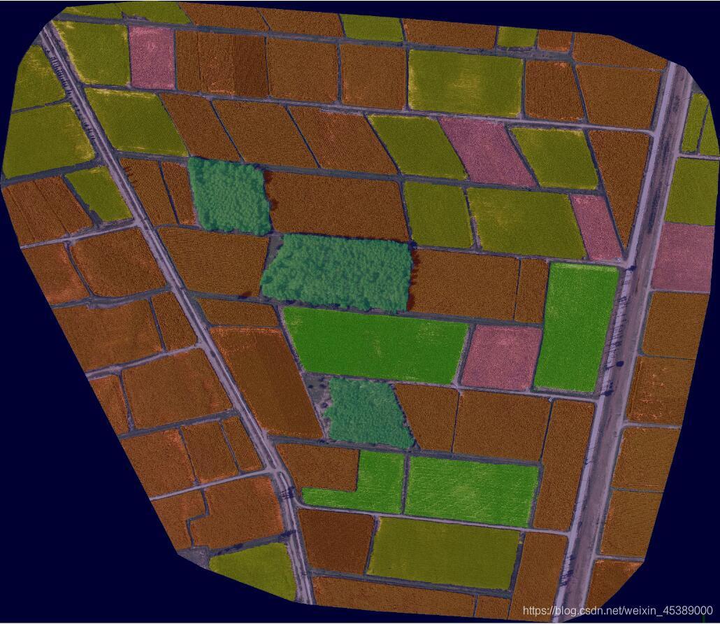 一、使用paddleseg套件对遥感影像预测(基础) python 第2张