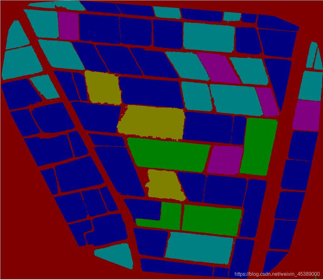 一、使用paddleseg套件对遥感影像预测(基础) python 第3张