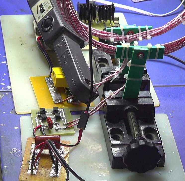 ▲ 测量线圈中的电流