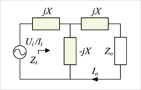 ▲ 对称梯形电路结构