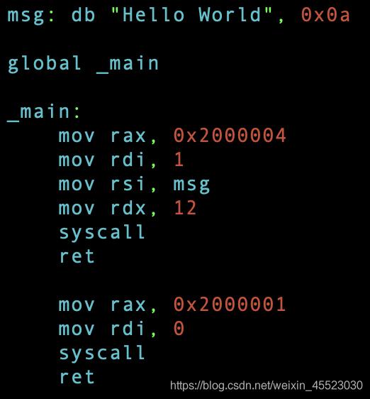 vim输入代码