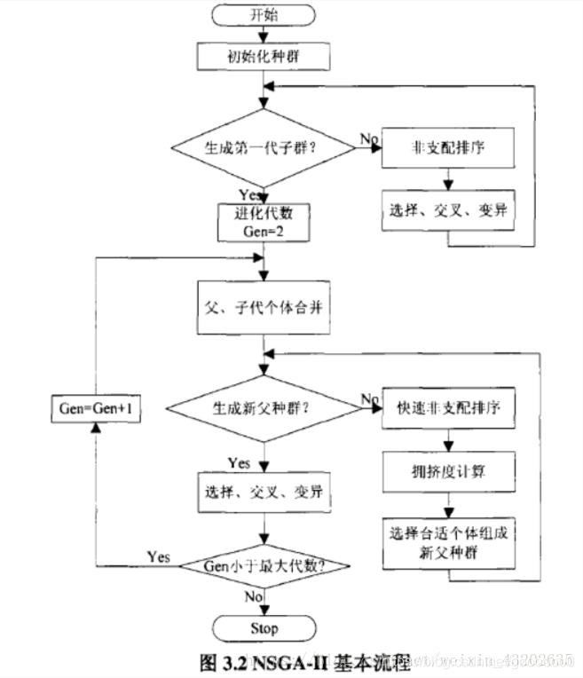 NSGA一II算法