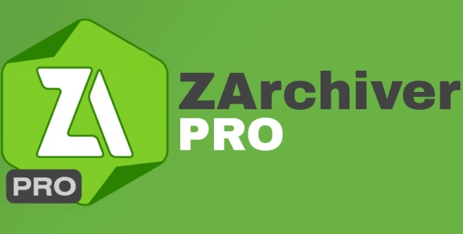 ZArchiver Pro  安卓解压软件