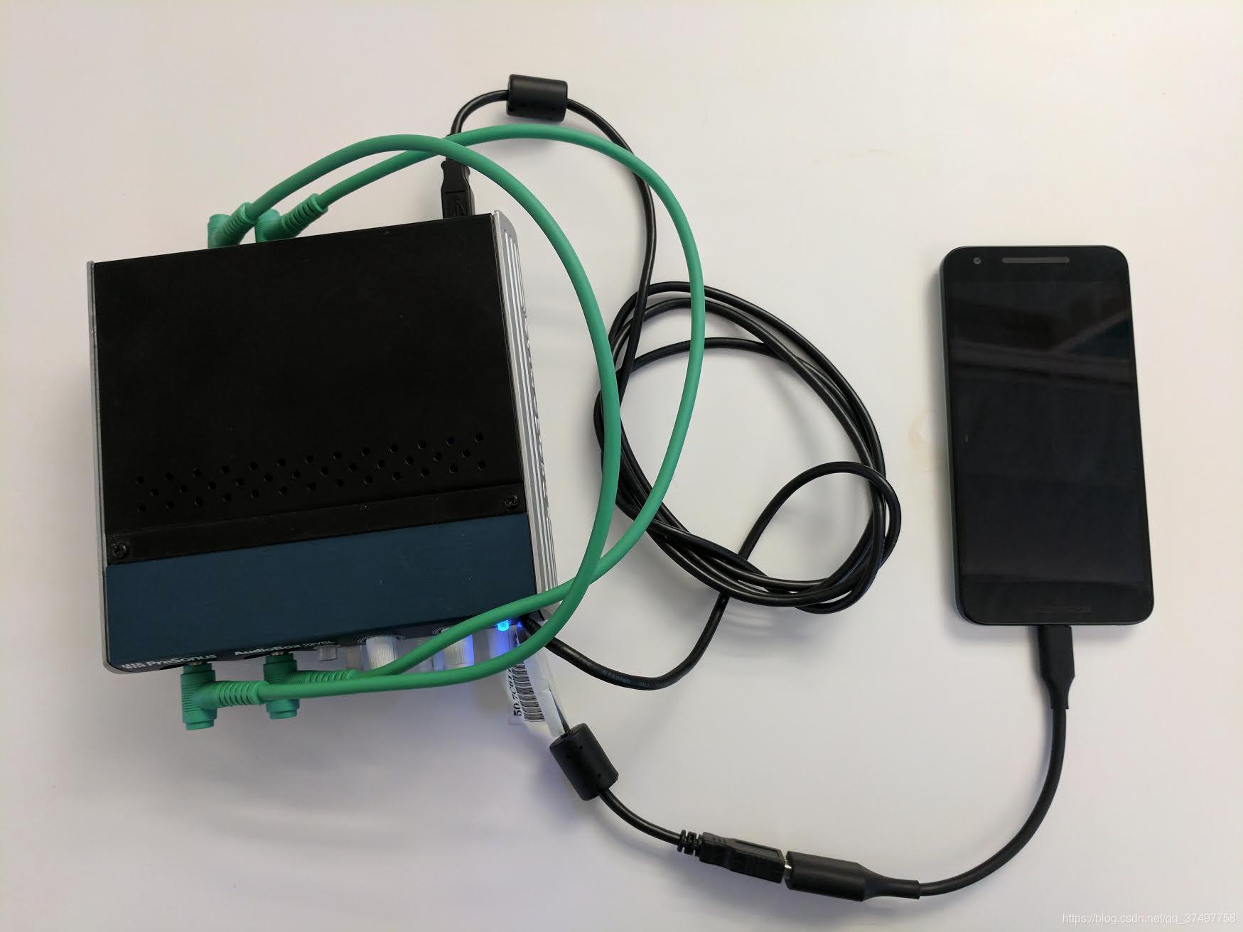 CTS Pro音频USB接口