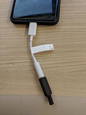 CTS Pro音频USB-C适配器