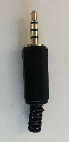 CTS Pro音频3.5毫米模拟插孔