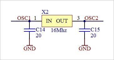 ▲ 更换晶体的频率:8MHz
