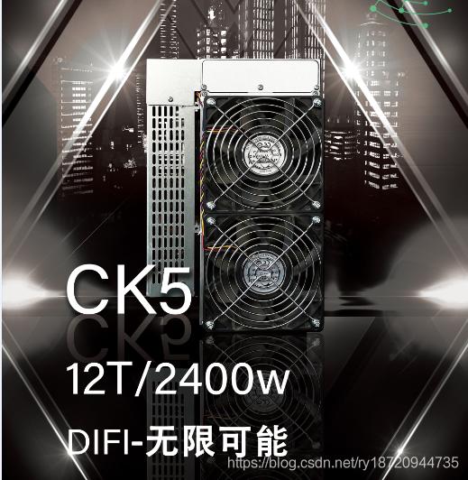 金贝ck5算力12T算力在升级无限可能2400w功耗