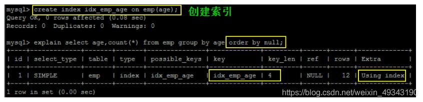 [外链图片转存失败,源站可能有防盗链机制,建议将图片保存下来直接上传(img-eRwxjNCv-1615031649976)(图片/4. SQL语句调优/image-20210306192204404.png)]