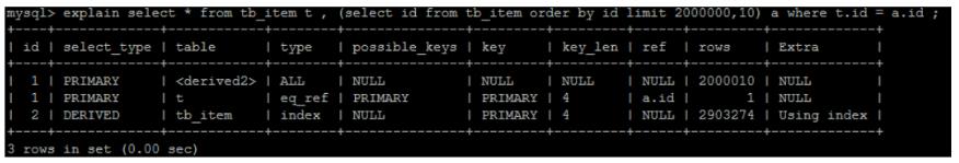 [外链图片转存失败,源站可能有防盗链机制,建议将图片保存下来直接上传(img-bPIFLTRq-1615031649977)(图片/4. SQL语句调优/image-20210306194014136.png)]