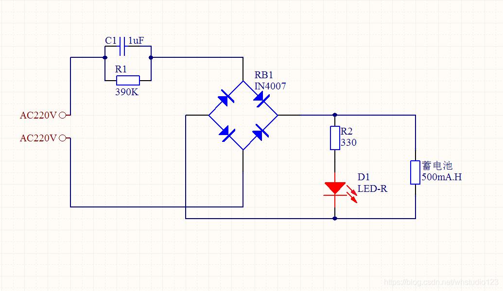 我是这样被电麻的:电容降压电路使用和注意事项