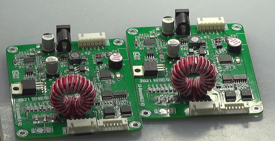▲ 节能信标驱动板