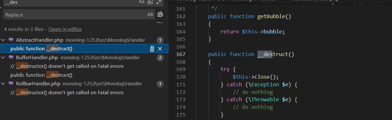 monolog 1.24.0-1.26.0命令执行pop链