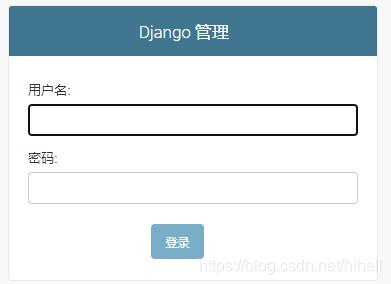 小手哆嗦一下,就能用 Python Django 实现一个微型博客系统