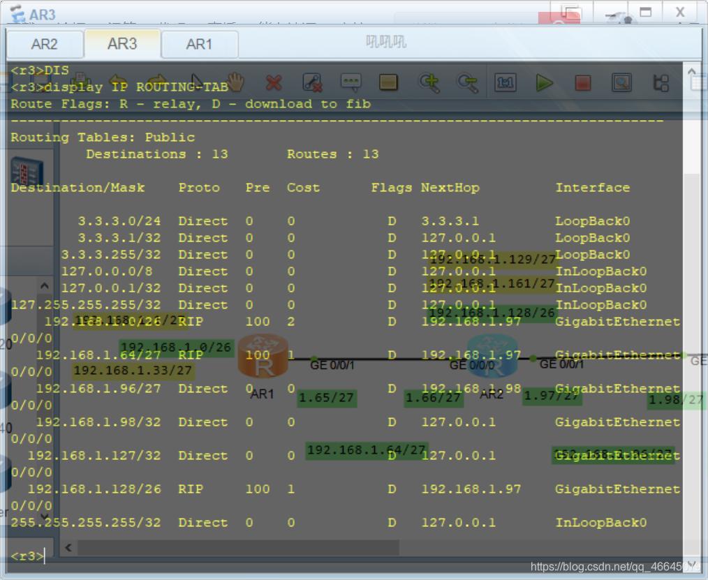 RIPV2动态路由协议—网络基础