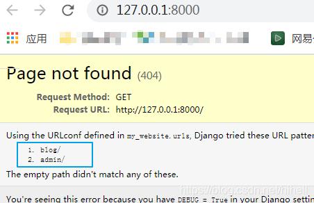 看完这篇博客,Python Django 你就学会一半了