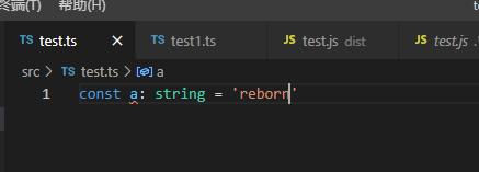 TypeScript 快速入门
