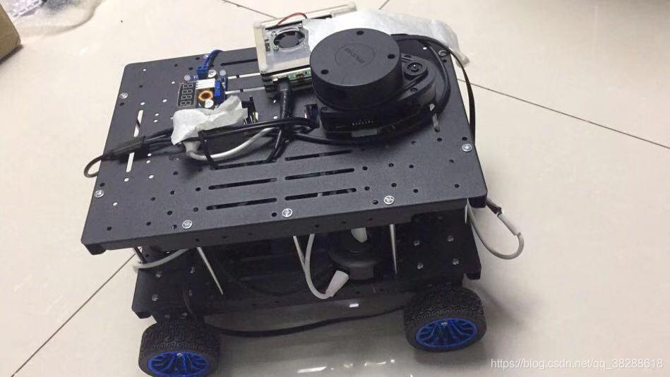 ros机器人小车