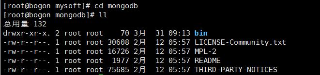CenterOS7下载安装MongoDB(超详细)